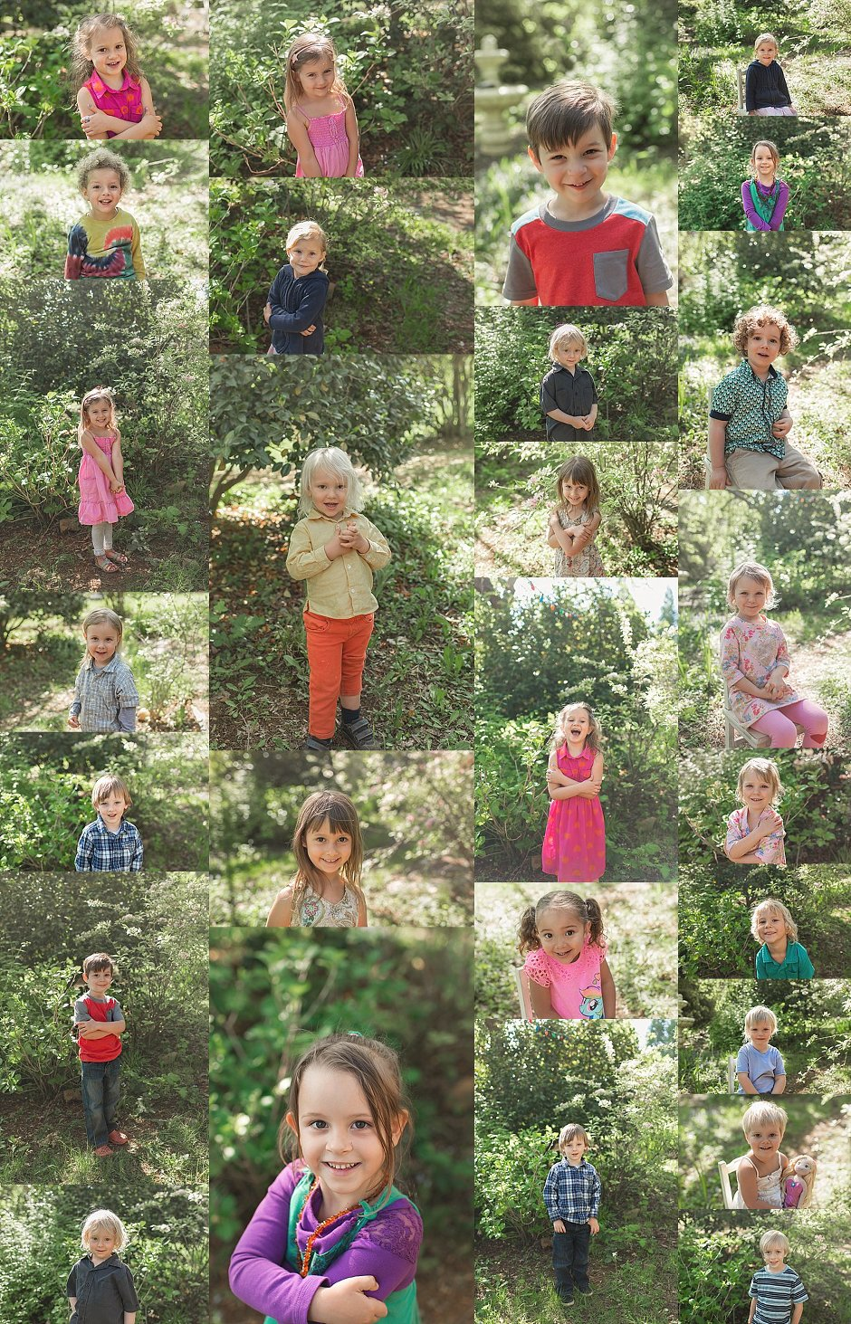 grass valley preschool photographer
